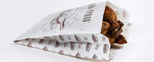 Пакеты крафтовые, пакеты для фастфуда, пакеты для хлебобулочных изделий