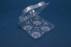 Кондитерская упаковка SL-53 для тарталеток